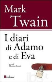 I diari di Adamo ed Eva Mark Twain