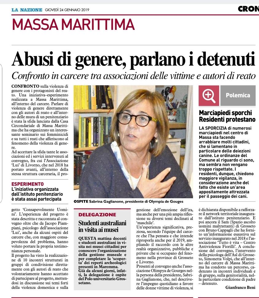 2019-01-24_Nazione_Violenza_Carcere_MassaMma